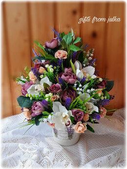 Цветы, букеты, композиции - Интерьерная композиция , 0