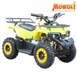 Машинки и техника - Детский квадроцикл MOWGLI (Маугли) MINI HARDY 4T (машинокомплект), 0