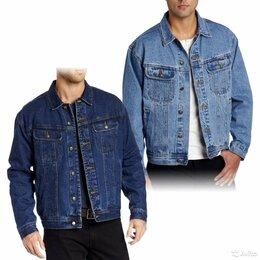 Куртки - Куртка джинсовая Wrangler Rugged Wear, 0