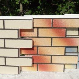 Фасадные панели - утепление фасада термопанели декоативные из гибкого каменя, 0