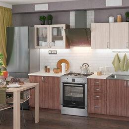 Мебель для кухни - Кухня Татьяна 2,0м шимо светлый/темный, 0