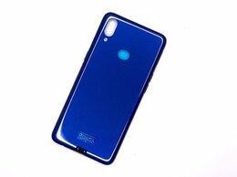 Корпусные детали - Задняя крышка SAMSUNG Galaxy A10s (A107F) Blue, 0