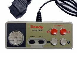 Ретро консоли - Dendy Controller STEEPLER (квадратные) 15р…, 0