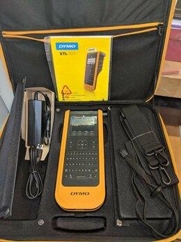 Принтеры чеков, этикеток, штрих-кодов - Проф. термопринтер этикеток наклеек Dymo XTL 300, 0