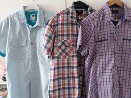Рубашки - Рубашка с коротким рукавом 46-48 р,  М, 0