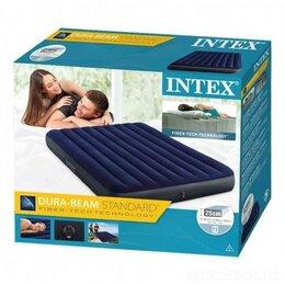 Матрасы - Кровать надувная Intex , 0
