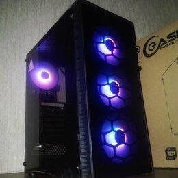 Корпуса - Новый Корпус Power Gase G4X Argb Led ATX, 0