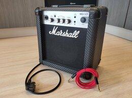 Гитарное усиление - Marshall MG10 CF +Гитарный Кабель (Комбоусилитель), 0