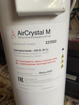 Приборы и аксессуары - Облучатель рециркулятор AirCrystal М, 0