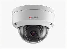 Камеры видеонаблюдения - DS-I452 (2.8 mm) IP-видеокамера Hiwatch с…, 0