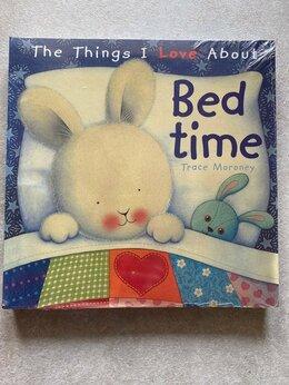 Литература на иностранных языках - The Things I Love About, детские книги на…, 0