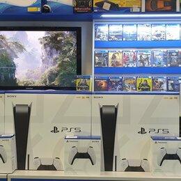 Игровые приставки - Игровая Приставка Playstation 5 в парке игр, 0