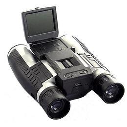 Бинокли и зрительные трубы - Цифровой охотничий бинокль ATN BINOX HD, 0