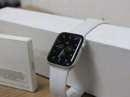 Умные часы и браслеты - Умные часы Apple Watch Series 5 44мм Белые, 0