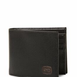 Кошельки - Бумажник кожаный Levis, в подарочном боксе, 0