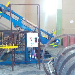Производственно-техническое оборудование - Ротационное оборудование для изготовления объёмных изделий из пластика , 0
