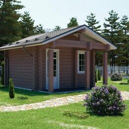 Готовые строения - Дом или баня из профилированного или клеенного бруса LH 100, 0