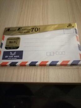 Конверты и почтовые карточки - Конверт почтовый, 0