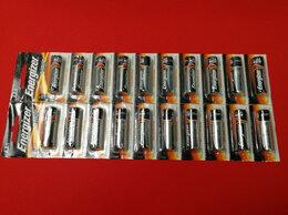 Батарейки - Батарейка Energizer Alkaline LR6 (АА) 20BL…, 0