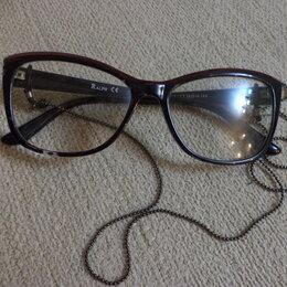 Устройства, приборы и аксессуары для здоровья - очки-прогрессия- диоптрии--1.5=3.75, 0