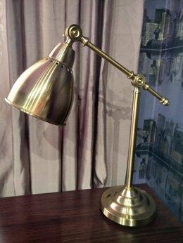 Настольные лампы и светильники - Лампа настольная BAROMETER, 0