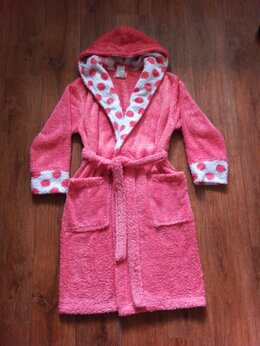 Домашняя одежда - Махровый халат 44-48, 0