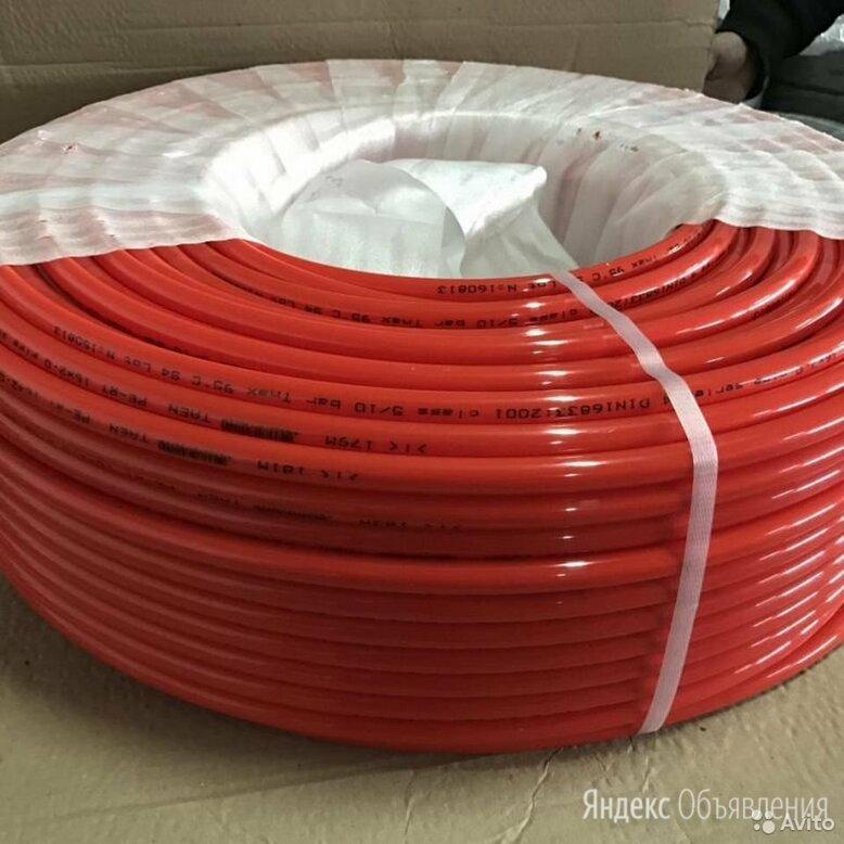 Труба для теплого пола 16*2,0 PE RT по цене 20₽ - Комплектующие для радиаторов и теплых полов, фото 0