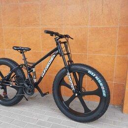 Велосипеды - Фэтбайк на литых дисках, 0