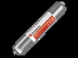 Изоляционные материалы - Герметик ТЕХНОНИКОЛЬ ПУ Floor, серый, туба 600 мл, 0