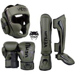 Аксессуары и принадлежности - Набор экипировки для MMA Venum (Кhaki), 0