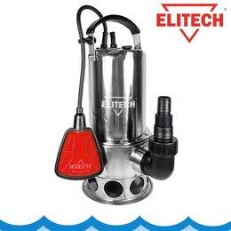 Насосы и комплектующие - Насос дренажный Elitech НПФ 1200Н E0802.008.00, 0