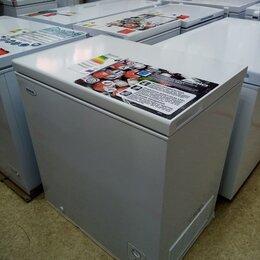 Морозильники - Морозильный ларь Ренова FC 230 новый , 0