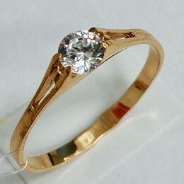 Кольца и перстни - Золотое Кольцо 585 пробы , 0