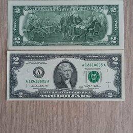 Банкноты - Two dollars, 0