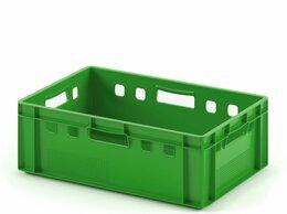 Прочее оборудование - Пластиковый Ящик для мяса Е2 (морозостойкий), 0