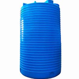 Баки - Резервуар пластиковый 15 кубов. Вертикальный, 0