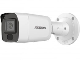 Камеры видеонаблюдения - 2Мп уличная цилиндрическая IP-камера Hikvision…, 0