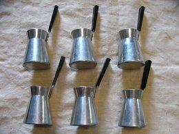Турки - Турки для кофе по-турецки 0,1 л. Сделано в СССР, 0