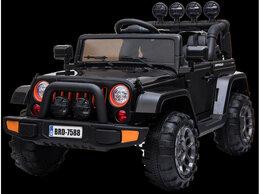 Машинки и техника - Детский электромобиль (2020) 7588 (12V,…, 0