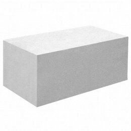 Строительные блоки - Блок газобетонный  625х250х250 , 0