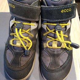 Ботинки - Ботинки ЭККО весна размер 32, 0