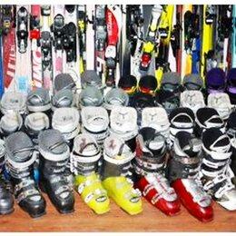 Горные лыжи - Горные лыжи, сноуборды, ботинки, шлемы, чехлы, 0