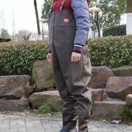 Одежда и обувь - Комбинезон для рыбалки забродни вейдерсы, 0