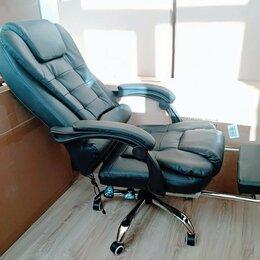 Компьютерные кресла - Компьютерное кресло с массажером, 0