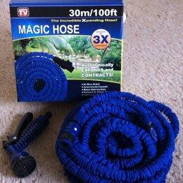 Шланги и комплекты для полива - Чудо-Шланг X-hose растягивающийся 30м , 0