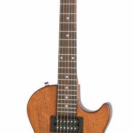 Электрогитары и бас-гитары - Электрогитара EPIPHONE Les Paul Special VE Walnut Vintage, 0