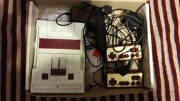 Ретро консоли - Игровая приставка dendy, 0