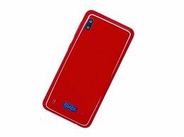 Корпусные детали - Задняя крышка SAMSUNG Galaxy A10 (A105F) Red, 0