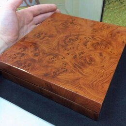 Шкатулки - Деревянная шкатулка футляр для ювелирных украшений, 0