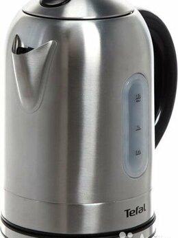 Электрочайники и термопоты - Чайник Tefal KI 400D новый, 0